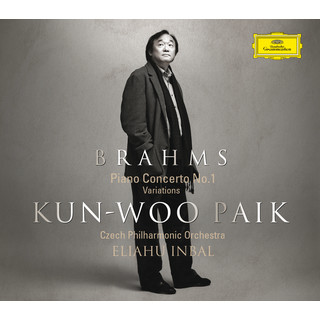 Brahms:Piano Concerto No.1, Variations