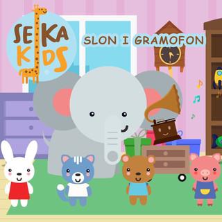Slon I Gramofon