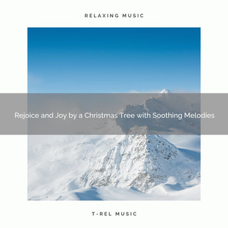 Rejoice And Joy By A Christmas Tree With Soothing Melodies