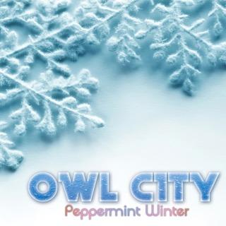 Peppermint Winter