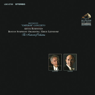 Beethoven:Piano Concerto No. 5 In E - Flat Major, Op. 73