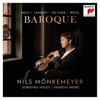 Suite No. 5 For Viola Solo In C Minor, BWV 1011 / II. Allemande
