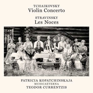 Tchaikovsky:Concerto For Violin And Orchestra, Op. 35 In D Major / II. Canzonetta. Andante
