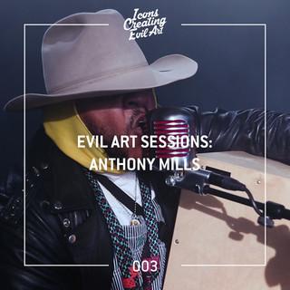 Evil Art Sessions 003 (Live)