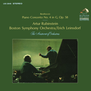 Beethoven:Piano Concerto No. 4 In G Major, Op. 58