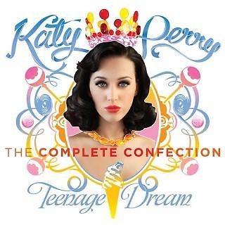 花漾年華:甜心全記錄 (Teenage Dream:The Complete Confection)