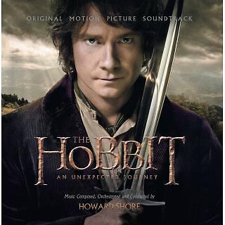 哈比人:意外旅程電影原聲帶 (The Hobbit:An Unexpected Journey O. S. T. )
