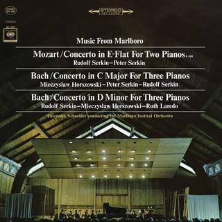 Bach & Mozart:Concertos For 2 & 3 Pianos - Beethoven:Choral Fantasy