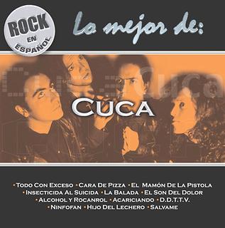 Rock En Espanol - Lo Mejor De Cuca