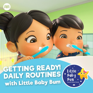 Getting Ready ! Daily Routines With LittleBabyBum