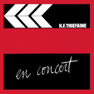 En Concert, Vol. 1 (Live)