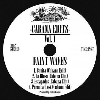 Cabana Edits, Vol. 1
