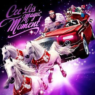 聖誕魔幻 (CeeLo\'s Magic Moment)