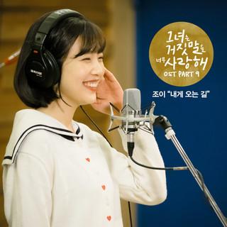 她愛上了我的謊 韓劇原聲帶 PART.9