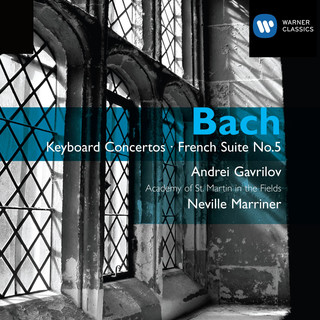Bach:Keyboard Concertos - French Suite No. 5