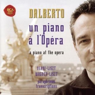 Liszt - Verdi / Liszt - Wagner - Paraphrases Et Transcriptions