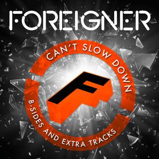 外國人合唱團 慢不下 現場錄音版加收精選輯