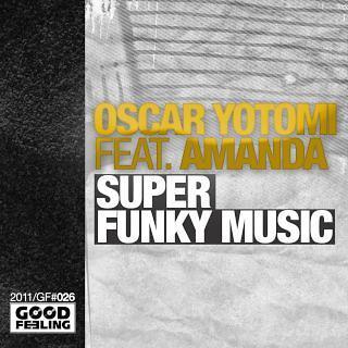 Super Funky Music [Feat. Amanda]