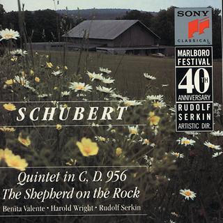 Schubert: Quintet in C Major