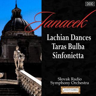 Janacek:Lachian Dances - Taras Bulba - Sinfonietta