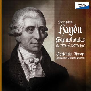 ハイドン:交響曲集 Vol. 7  第 37番、第 78番、第 16番、第 100番「軍隊」 (Haydn:Symphonies Vol. 7 No. 37, No. 78, No. 16, No. 100 ''Military'')