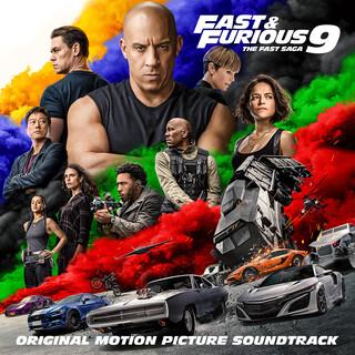 玩命關頭 9 電影原聲帶 ( Fast & Furious 9:The Fast Saga Original Motion Picture Soundtrack)