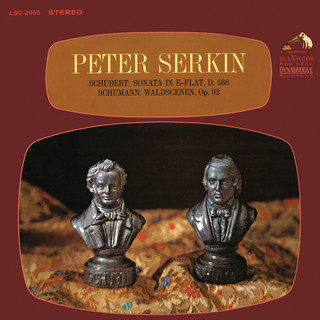 Schubert:Piano Sonata No. 7 - Schumann:Waldszenen, Op. 82 (Remastered)