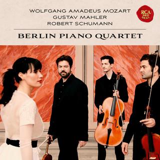 Mozart, Mahler & Schumann:Piano Quartets