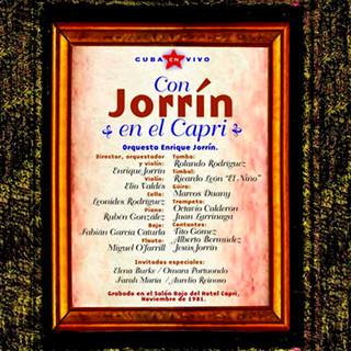 Con Jorrín En El Capri (En Vivo) (Remasterizado)
