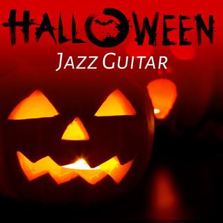 Halloween Jazz Guitar - Fast Jazz, Dark Night, Starry Night, Good Fun, Background Music, Darkness, Prank