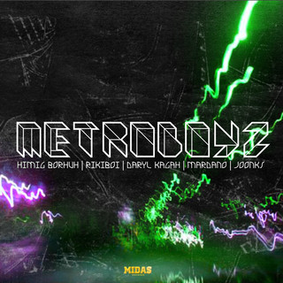 Metroboyz (Feat. Daryl Kagah, Mardano, Rikiboi & Joonks)