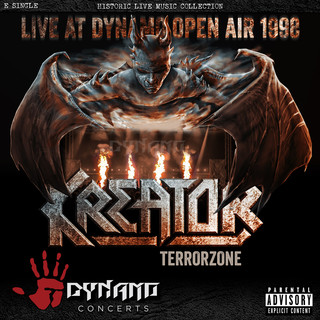 Terrorzone (Live At Dynamo Open Air / 1998)