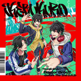 Buster Bros!!! -Before The 2nd D.R.B-