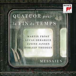 Messiaen:Quatuor Pour La Fin Du Temps (Quartet For The End Of Time)