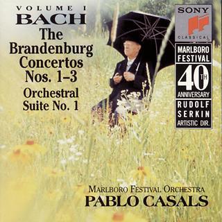 Bach: Brandenburg Concerti Nos. 1 - 3 & Orchestral Suite No. 1