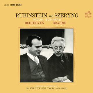 Beethoven:Violin Sonata No. 8 In G Major, Op. 30 - Brahms:Violin Sonata No. 1 In G Major, Op. 78