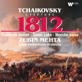 Tchaikovsky:1812 Overture, Capriccio Italien & Excerpts From Swan Lake