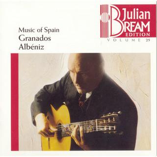 Volume 25 - Music Of Spain - Granados, Albéniz