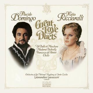 Plácido Domingo:Great Love Duets