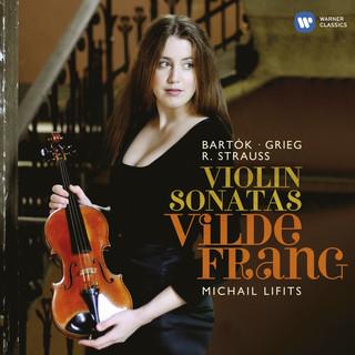 Bartok / Strauss / Grieg:Violin Sonatas