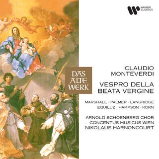 Monteverdi:Vespro Della Beata Vergine, SV 206