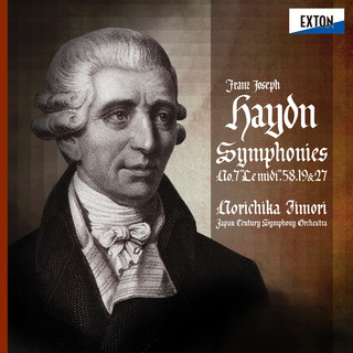 〈ハイドン:交響曲集 Vol. 4〉交響曲 第 7番「昼」、第 58番、第 19番、第 27番 (Haydn: Symphonies Vol. 4 Symphonies No. 7 ''Le midi'', No. 58, No. 19 & No. 27)