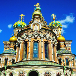 Melodic Orthodox Bells Of Steeples Of Russia