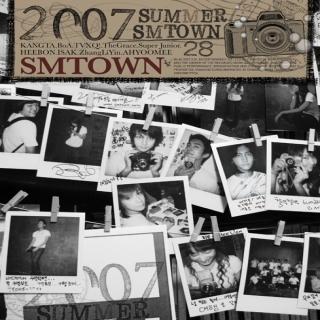 2007 SM 巨星夏日精選 超值豪華金版