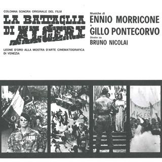 La Battaglia DI Algeri (Original Motion Picture Soundtrack)