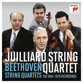 Juilliard String Quartet - The Beethoven Quartets 1964 - 1970 (Remastered)