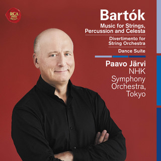 Bartók:Music For Strings, Percussion And Celesta, Divertimento For String Orchestra, Dance Suite