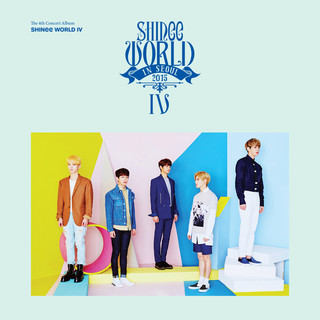 SHINee WORLD IV - The 4th Concert Album