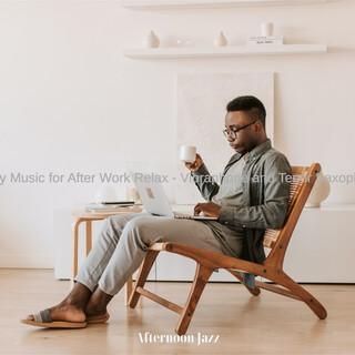 Lively Music For After Work Relax - Vibraphone And Tenor Saxophone