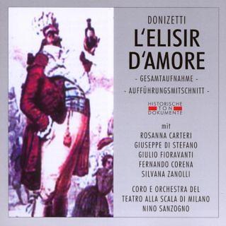 Gaetano Donizetti:Lelisir Damore
